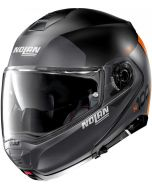 Nolan N100-5 Plus Distinctive N-Com Flat Black 026