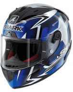 Shark Race-R PRO Oliveira 2019 Black/Blue/White KBW