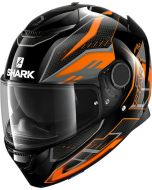 Shark Spartan 1.2 Antheon Black/Orange/Black KOK