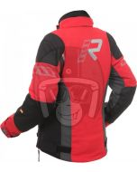 Rukka Elastina Jacket Ladies Red 655