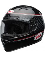 BELL Qualifier DLX Mips Breadwinner Gloss Black/White