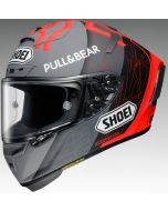 Shoei X-Spirit-III M93 Black Concept 2.0 TC-1