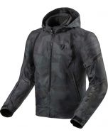 REV'IT Flare 2 Jacket Black Camo/Grey