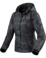 REV'IT Flare 2 Ladies Jacket Black Camo/Grey