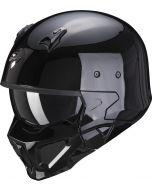 Scorpion Covert-X Solid Black