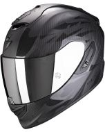 Scorpion EXO-1400 AIR Carbon Drik Matt Balck/Pink