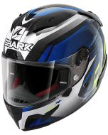 Shark Race-R PRO Aspy Black/Blue/Yellow KBY