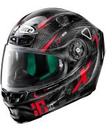 X-Lite X-803 ULTRA CARBON Darko Black/Red 65