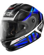 X-Lite X-903 ULTRA CARBON Cheyenne Black/Blue/White 49