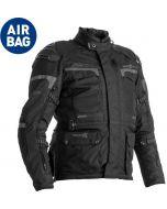 RST Adventure-X Airbag Jacket Black