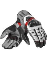 REV'IT Cayenne Gloves Pro Grey/Red