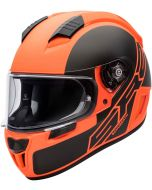 Schuberth SR2 Traction Black/Orange