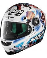 X-Lite X-803 Replica M. Melandri France - Metal White 024