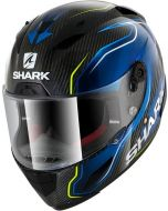 Shark Race-R Pro Carbon Guintoli Carbon/Blue/Yellow DBY