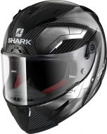 Shark Race-R Pro Carbon Deager Carbon/Chrome/White DUW