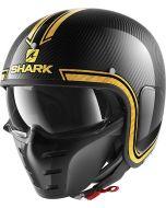 Shark S-Drak Vinta Carbon/Chrome/Gold DUQ