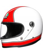 AGV X3000 Super Agv Red/White 008
