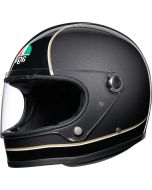 AGV X3000 Super Agv Black/Grey/Yellow 006