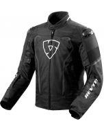 REV'IT Vertex H2O Jacket Black