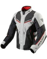 REV'IT Vapor 2 Jacket Silver/Black