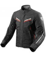 REV'IT Vapor 2 Jacket Black/Red