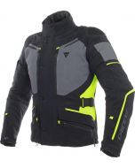 Dainese Carve Master 2 Gore-Tex Jacket Black/Ebony/Fluo Yellow U41
