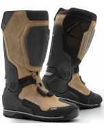 REV'IT Expedition OutDry Boots Black/Brown