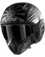 Shark Street Drak Zarco Matt Malaysian GP Black/Anthracite/Anthracite KAA
