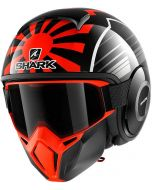 Shark Street Drak Zarco Malaysian GP Black/Orange/Antracite KOA