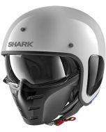 Shark S-Drak Blank White WHU