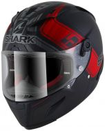 Shark Race-R PRO Zarco Matt GP France Black/Anthracite/Red KAR
