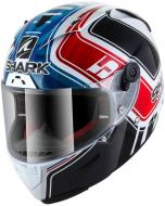 Shark Race-R PRO Zarco GP France White/Blue/Red WBR