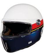 NEXX X.G100R Grandwin White/Red/Blue