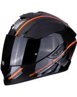 Scorpion EXO-1400 AIR Carbon Grand Orange