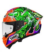 Shoei X-Spirit-III Power Rush TC-8