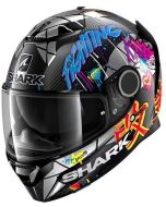 Shark Spartan Carbon 1.2 Lorenzo Catalunya GP DXR