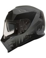 Simpson Venom Army Matt Black