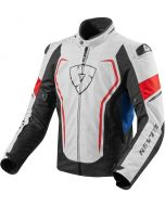 REV'IT Vertex TL Jacket White/Blue