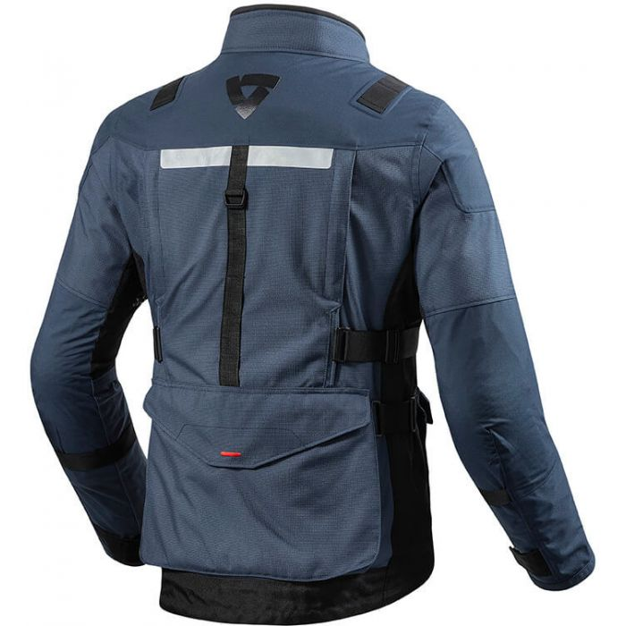 Revit Adventure Jacket Tornado 3 Dark Blue-Black FJT275-2290-S Size S