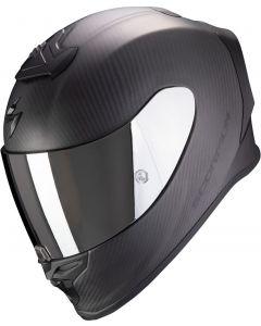 Scorpion EXO-R1 AIR Carbon Solid Matt Black
