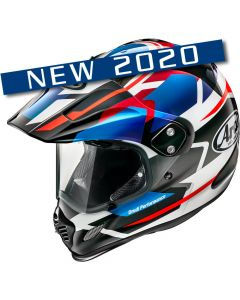 Arai Tour-X-4 Depart Blue Metallic