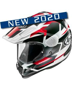 Arai Tour-X-4 Depart Red Metallic