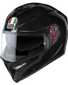 AGV K5 S Max Vision Glossy Black 002