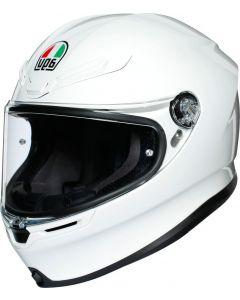 AGV K6 Glossy White 003