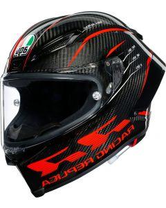 AGV Pista GP RR Performance Carbon/Red 001