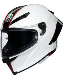 AGV Pista GP RR Scuderia Carbon/White/Red 002