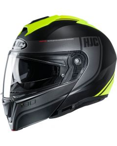 HJC I90 Davan Yellow 187