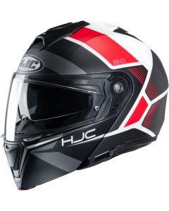 HJC I90 Hollen Black 183