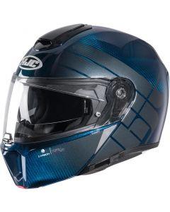 HJC RPHA-90S Carbon Balian Blue 850