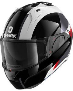 Shark Evo ES Endless White/Black/Red WKR